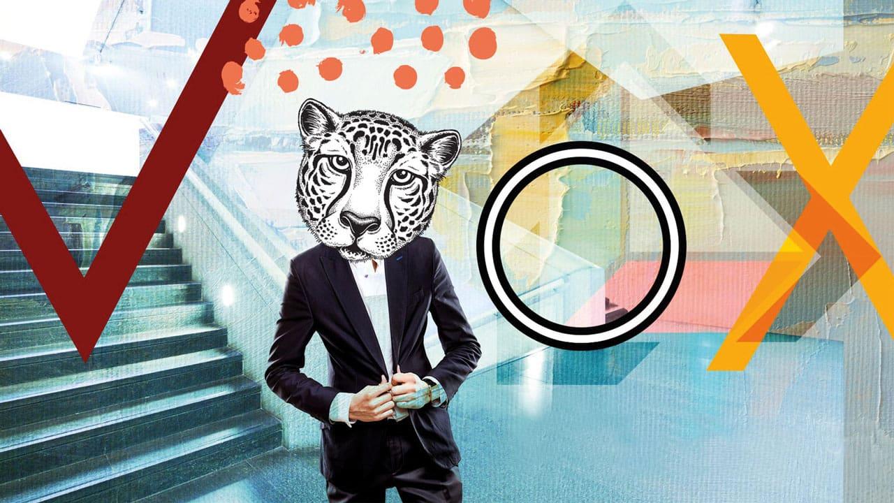 Vox leopard man