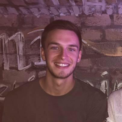 Ross Grubb - DJCAD student