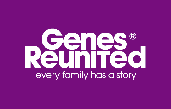 Genes Reunited - every family has a story