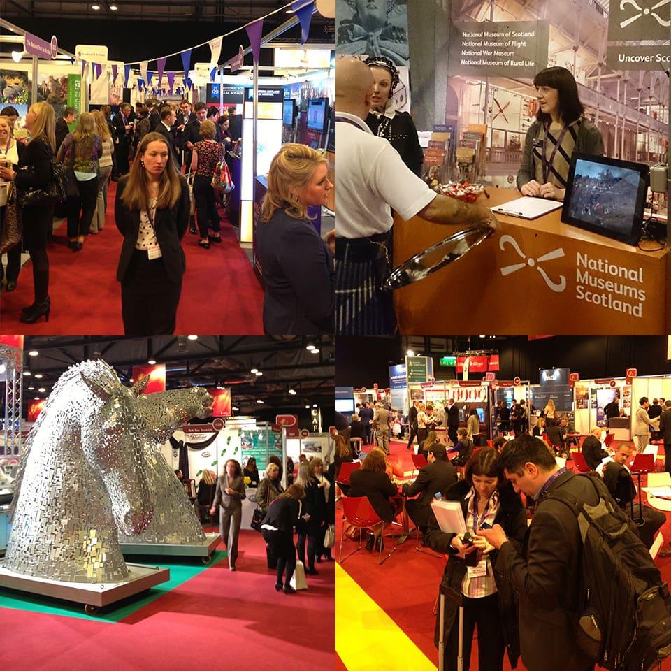 VisitScotland Expo 2014 SECC Glasgow