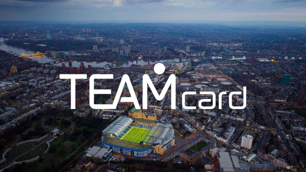 TeamCard Logo