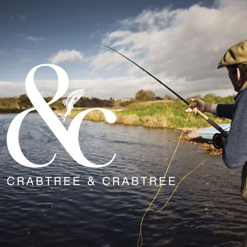 Crabtree&Crabtree man fishing