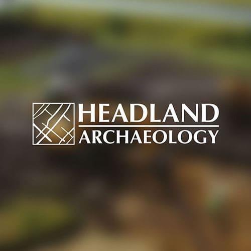 Headland Archaeology Logo