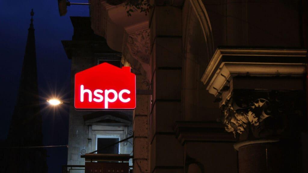 hspc door sign
