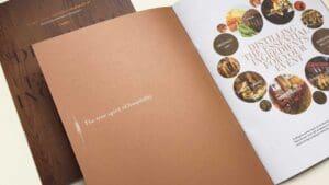Scottish Whisky Experience Brochure Inside