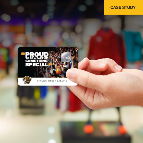 TeamCard Case Study