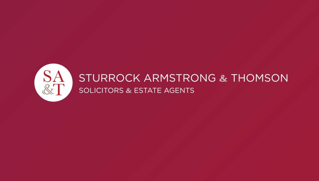 Sturrock Armstrong and Thomson Solicitors Logo