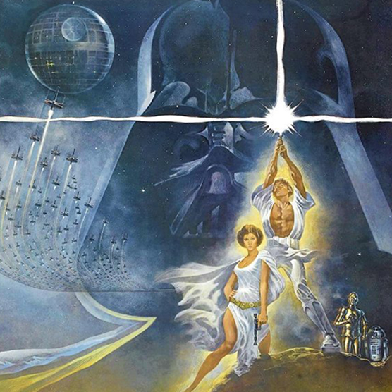 Star Wars A New Hope Image