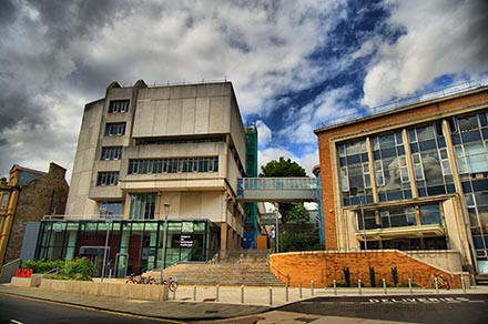 DJCAD building