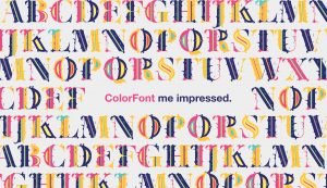 adobe colour font image