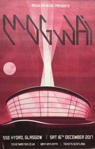 Mogwai poster