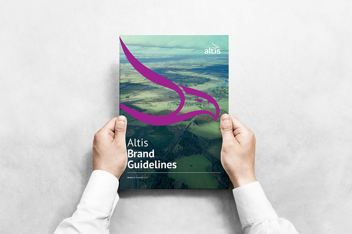 Alitis brand guidelines